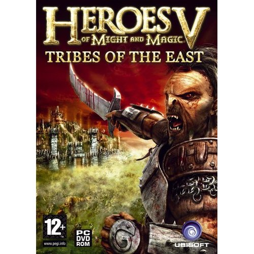 Heroes of Might and Magic 5, Tribes of the East, Герои Меча и Магии 5, Пове